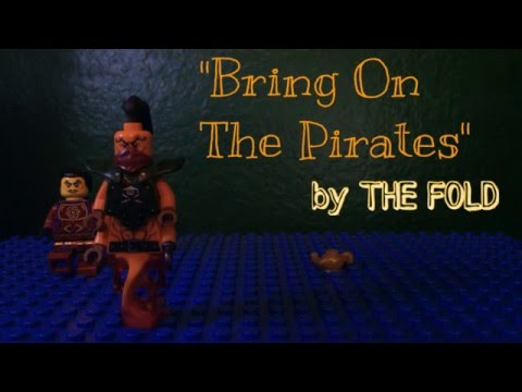 "LEGO NINJAGO ""Bring On The Pirates"" Stop Motion Video"