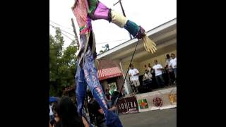Giant Puppet Dance