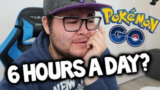 FROM 30 MINUTES TO 6 HOURS OF POKEMON GO?! ★ Pokémon GO - THE ROAD AFTER LEVEL 40