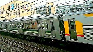 【東急】1500系、田園都市線を行く【臨回】