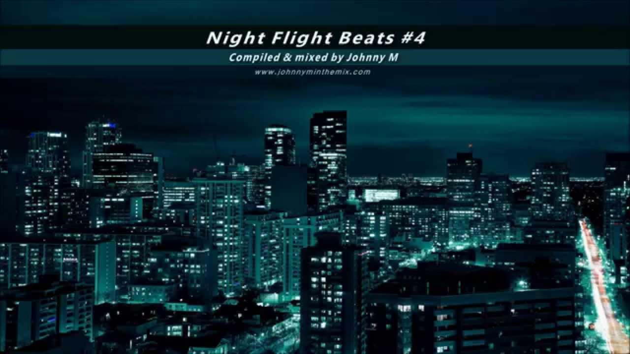 Night Flight Beats #4 / Deep & Tech House Mix By Johnny M