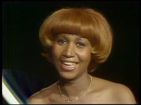 American Bandstand 1976- Interview Aretha Franklin