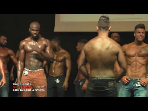 Body Muscle - Campionato Sud Italia - Body Building IPF - Scafati
