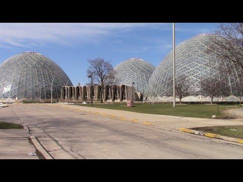 Return to the Mitchell Bio Domes of Milwaukee, WI