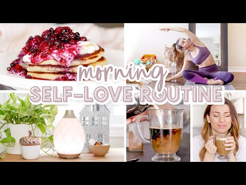 My Self-Care Morning Routine 2020 | Healthy & Productive