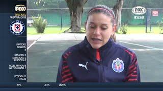 Guadalajara vs. Tigres, de ello habló Norma Palafox