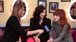 Bella Thorne & Zendaya Interview - Shake It Up: Live 2 Dance Event