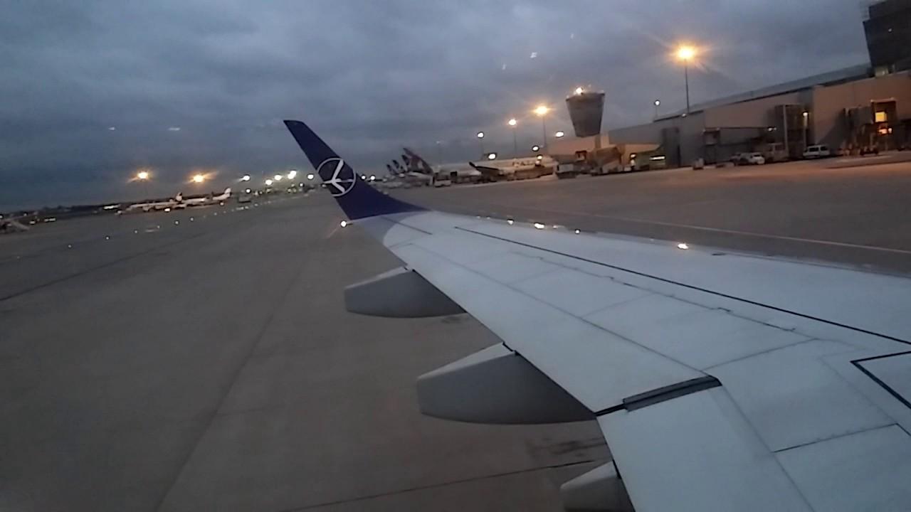 Авіа термінали в Варшаві.28 листопада 2016