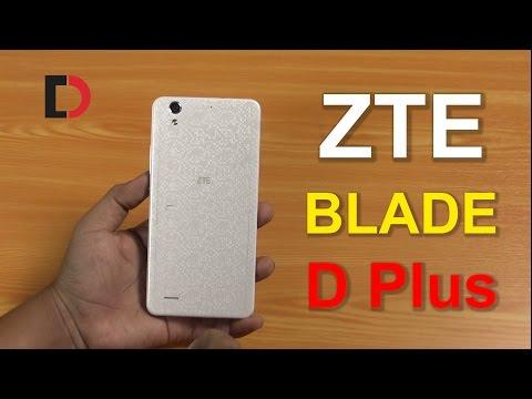 ZTE BLADE D Plus Mở hộp & Đánh giá - 2 sim, Tầm trung, Ngon
