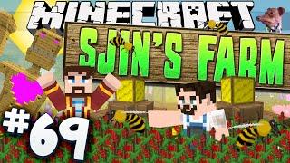 Minecraft - Sjins Farm #69 - Hungry Node