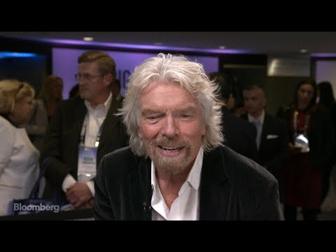 Sir Richard Branson Hopes Supersonic Travel Comes Back