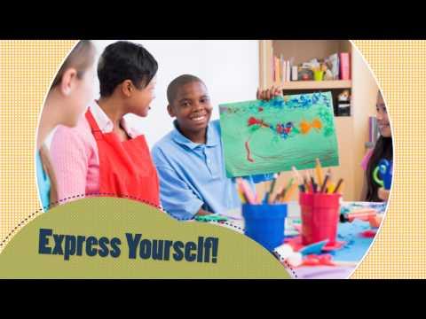 International Little Artists foundation video spot