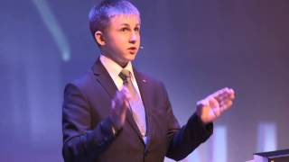 Asperger's, not what you think it is | Krister Palo | TEDxYouth@ISH