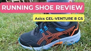 ASICS GEL VENTURE 8 | Trail Running Shoe Review | On-feet and Running | Unboxing and honest review!