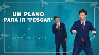 "Show da Fé ""Um plano para ir pescar"" Uma questão de fé"