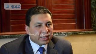 رجل أعمال مصري علي هامش منتدي الأعمال الأفريقي: