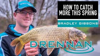 How to catch more this spring | Bradley Gibbons | Match Fishing