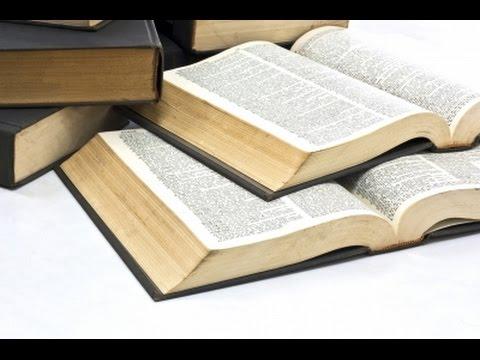 La Biblia y los métodos de traducción.Por el Biblista dominicano Benjamín Olea Cordero