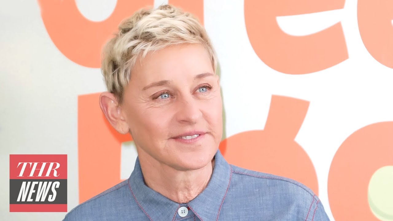 Ellen DeGeneres Opens Up About Her COVID-19 Experience in First Show Back | THR News