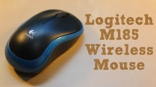 Logitech M185 Wireless Mouse Review