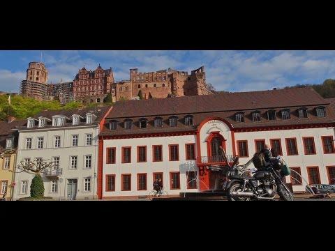 Heidelberg - Ein ganz normaler Tag in HD