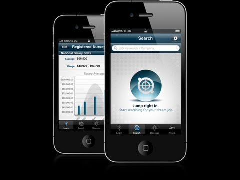iPhone App Thats Helps You Find A Job!