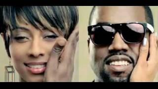 keri hilson feat kanye west - pretty girl rock (remix) lyrics new