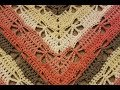 Part 1 - The Butterfly Stitch Prayer Shawl Crochet Tutorial!