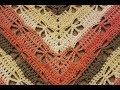 Part 1 - The Butterfly Stitch Prayer Shawl Crochet Tutorial!