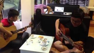 Green Fields - Bossa Band tập luyện