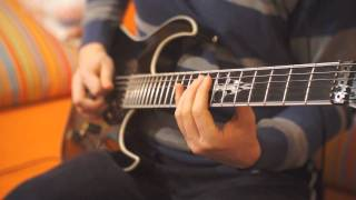 The Hobbit - Misty Mountains Cold Guitar
