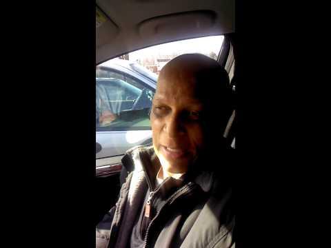 George Taliaferro, Prostate Cancer Story, 2 17 12 2012-02-13 001