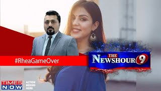 Cooper Hospital EXPOSES truth; Who or What made Rhea Chakraborty mislead? | The Newshour Debate