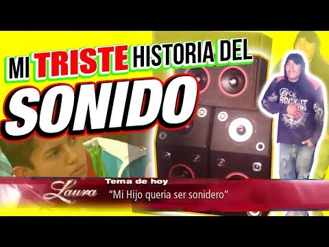 MI TRISTE HISTORIA EN EL SONIDO,,,FESTEJANDO 10,000 K SUCRIPTORES