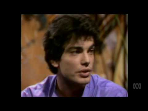 Countdown (Australia)- Molly Meldrum Interviews Peter Gallagher- April 5, 1981