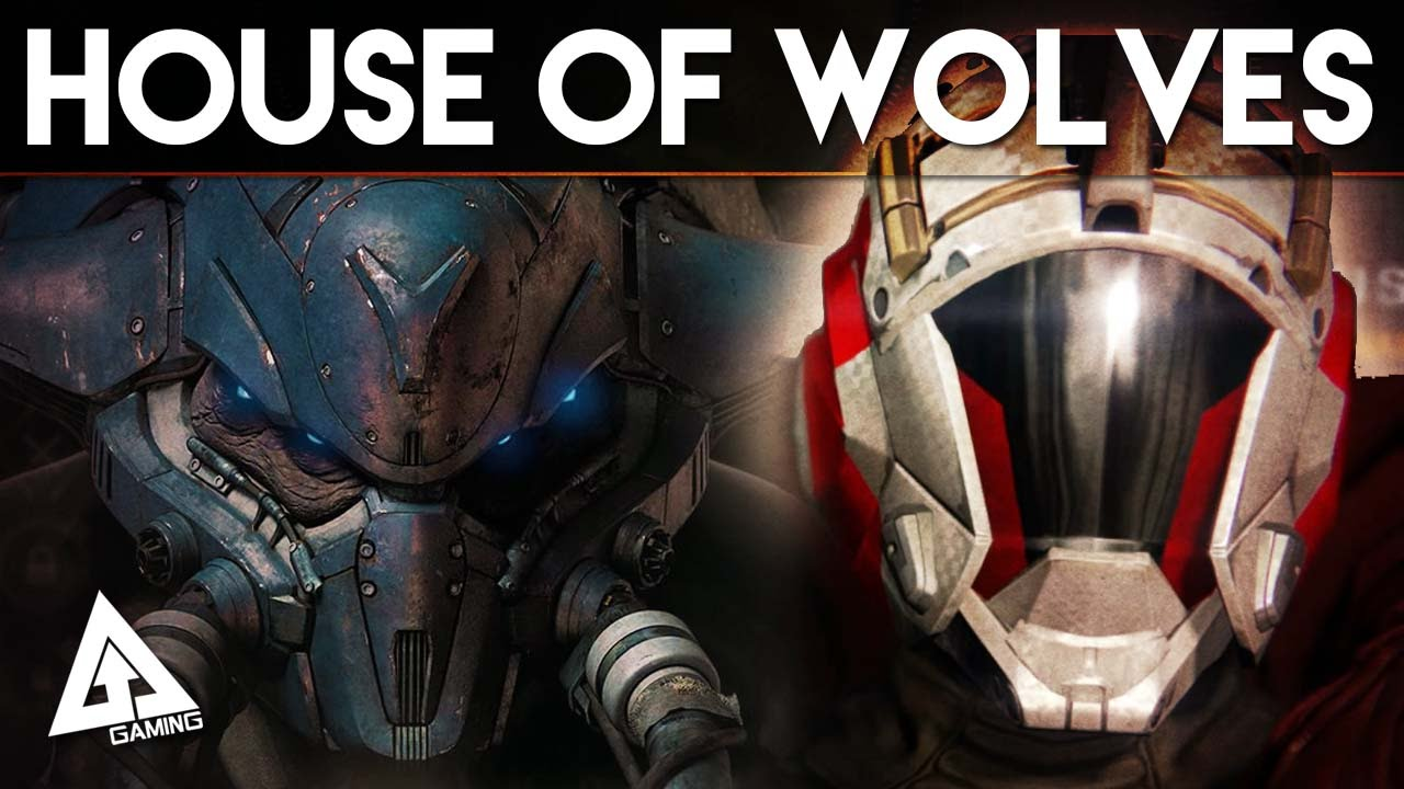 Destiny house of wolves info new level cap armour and release date
