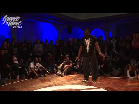 GROOVE'N'MOVE BATTLE 2015 - Popping Qualifications 29-42