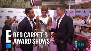 """Ciara Gushes Over """"My Baby"""" Russell Wilson 