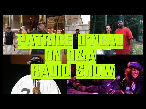 PATRICE O'NEAL ON O&A #145 - THE WBAB ROAST | • COMEDY • RADIO