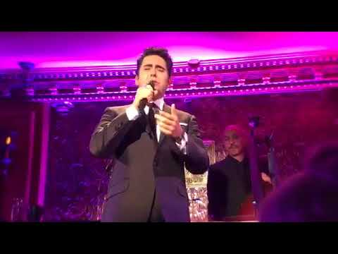 John Lloyd Young  Can't Take My Eyes Off You, Aug 2017