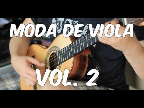 """Moda de Viola Caipira Vol. 2 por Fabio Lima """"TOP 5"""""""