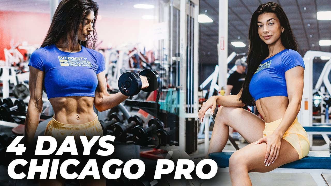 4 DAYS OUT CHICAGO PRO | ft. LAURALIE CHAPADOS