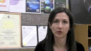 EAPSpeaks in Brief: Planetary Scientist Sara Seager