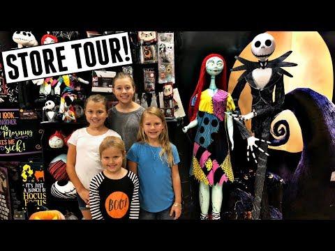 Spirit Halloween Store Tour 2018!