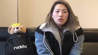 2019年3月9日後楽園大会 KINGレイナ VS 上田真央.