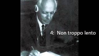 Béla Bartók:  Seven Sketches, Opus 9b (Piano Solo Version)