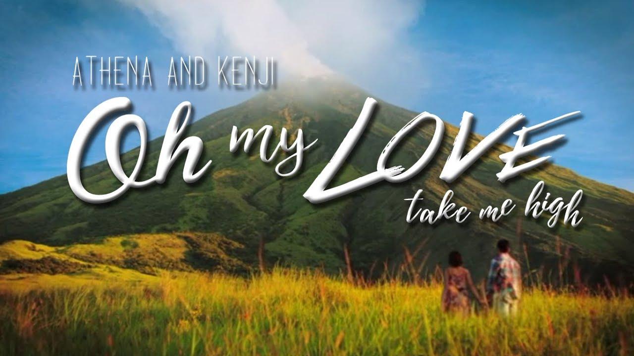 Download {athena & kenji} oh my love, take me high