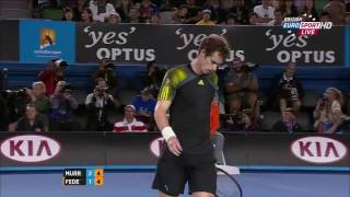 Andy Murray Top 10 Amazing Lobs