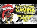 Electronic Gaming Monthly's Top 10 Best Reviewed Games of 1993