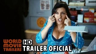 Made in China Trailer Oficial (2014) - Regina Casé, Juliana Alves HD